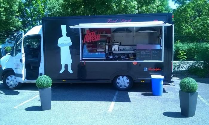 Photo Food Truck The Artist