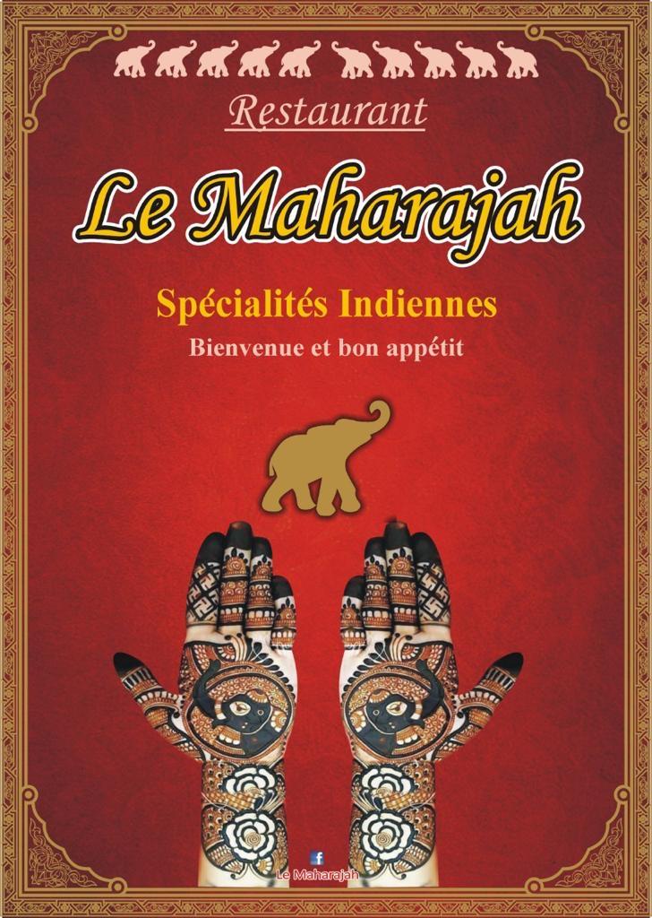 Logo LE MAHARAJAH (Indien)