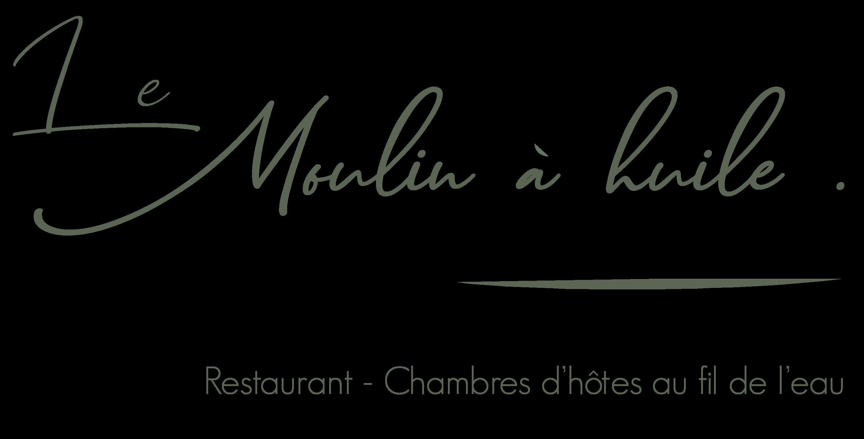 Logo Le Moulin à Huile