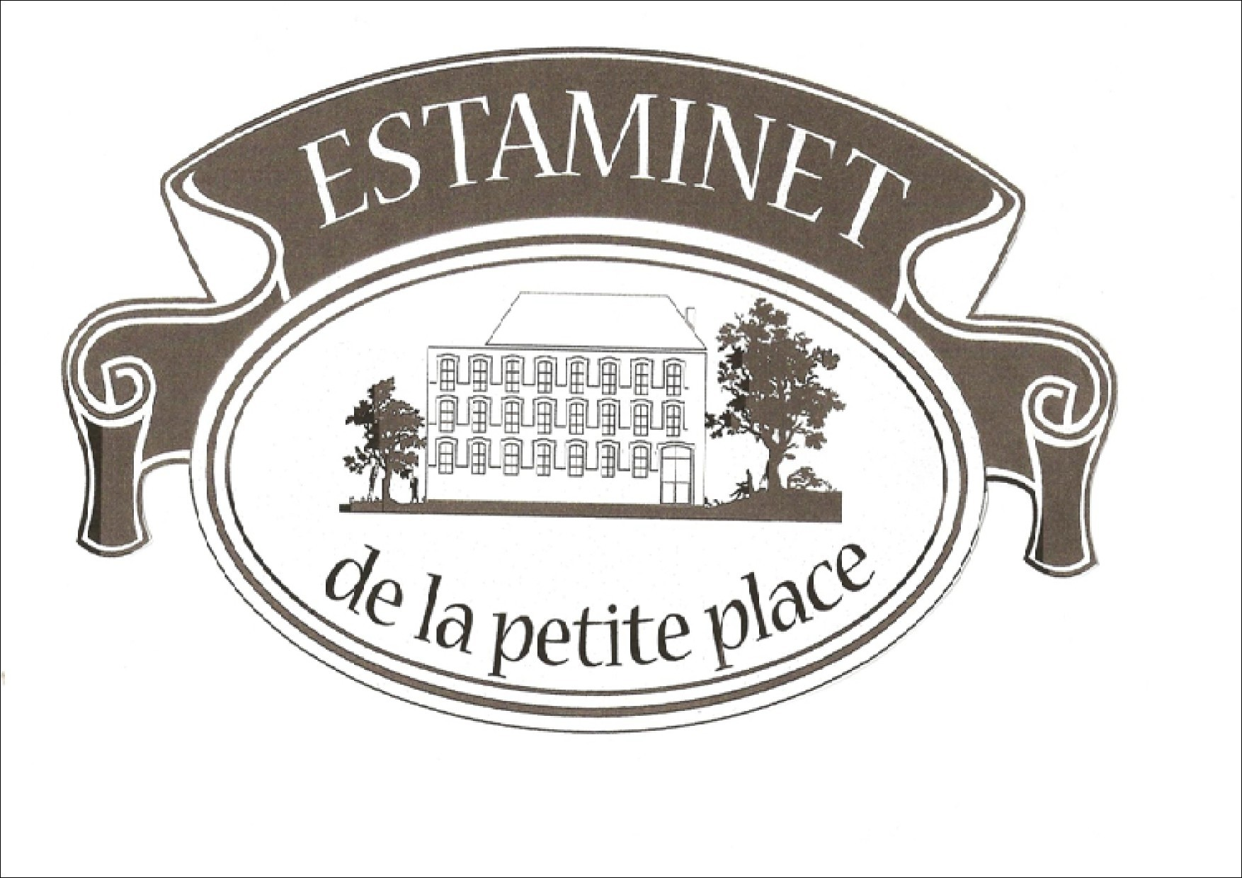 Logo Estaminet De La Petite Place