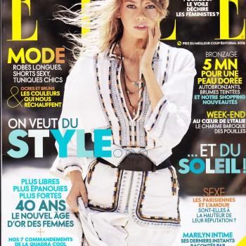 Le Magazine ELLE aime ANGUS & BACCHUS