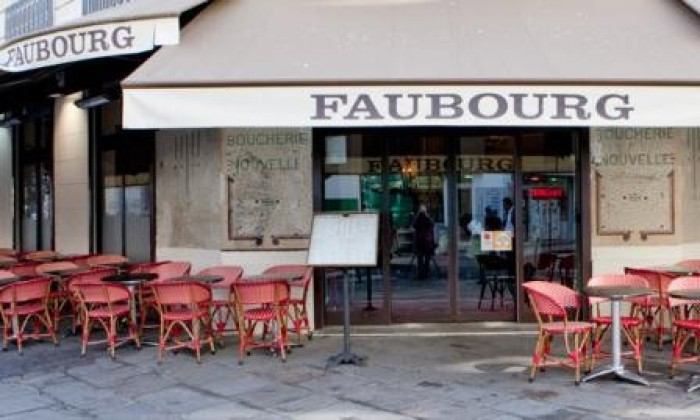 24 Faubourg Restaurant Paris