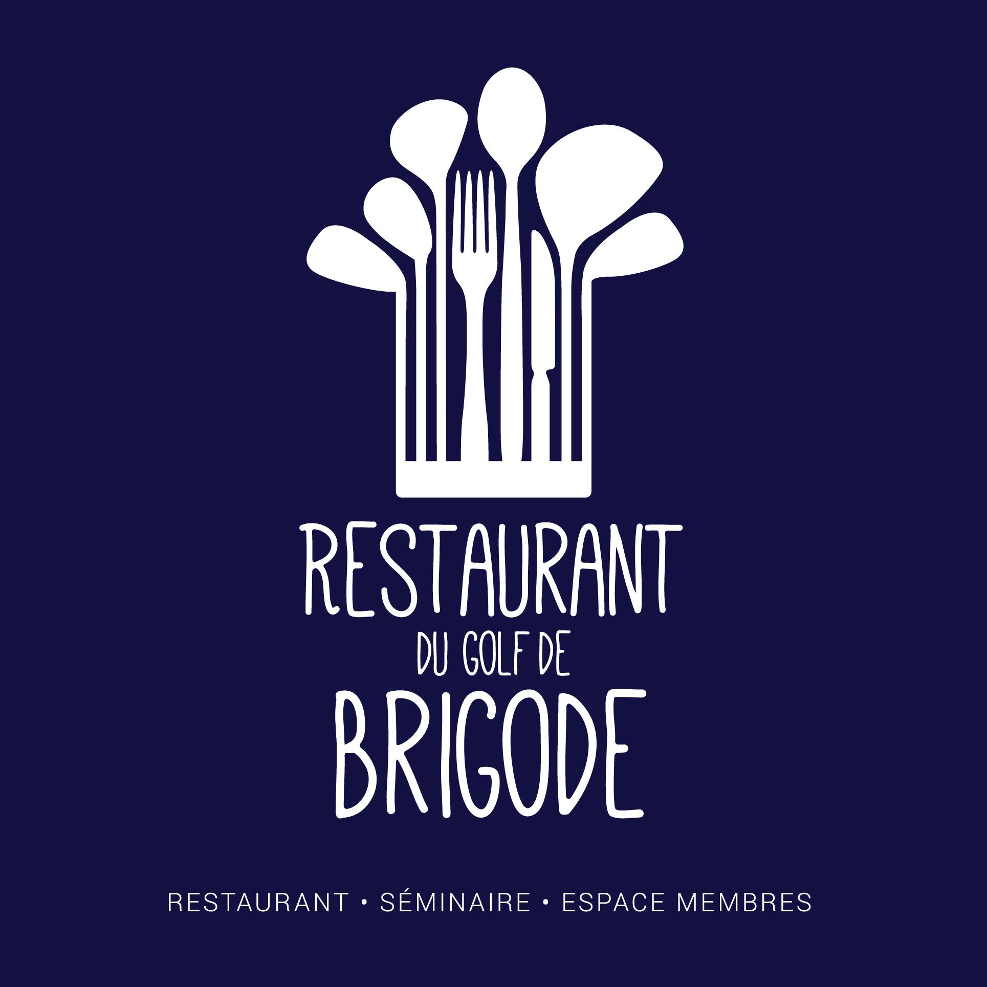 Logo Restaurant du Golf de Brigode