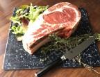 Photo Côte à l'os pour 2 personnes - Restaurant du Golf de Brigode