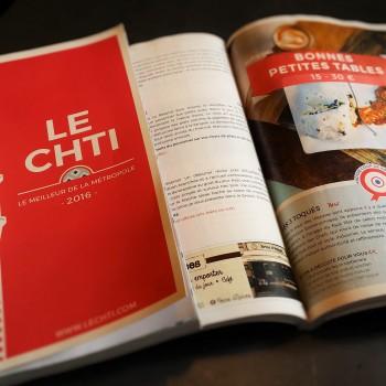Les 3 Toqués Coup de Foudre du Chti 2016 !