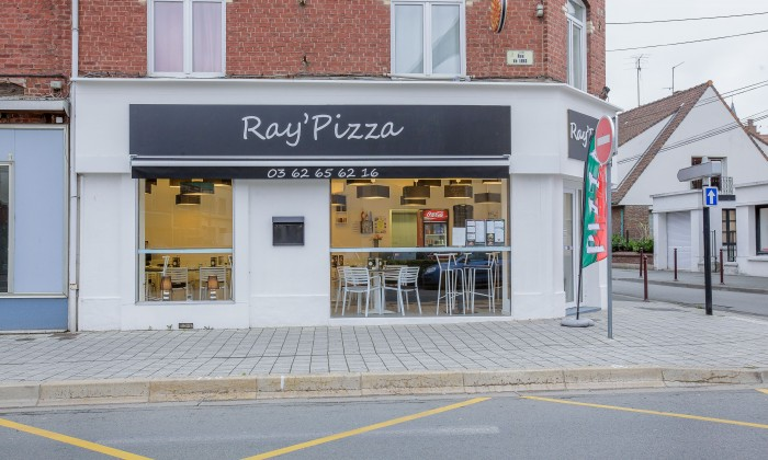 Ray pizza