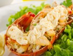 Photo Half lobster with mayonnaise - Le Saint Clair