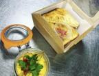 Photo Bocal de Foie Gras de Canard Maison et Toasts Briochés Bio (50 centimes de consigne pour le bocal) - OH TERROIR