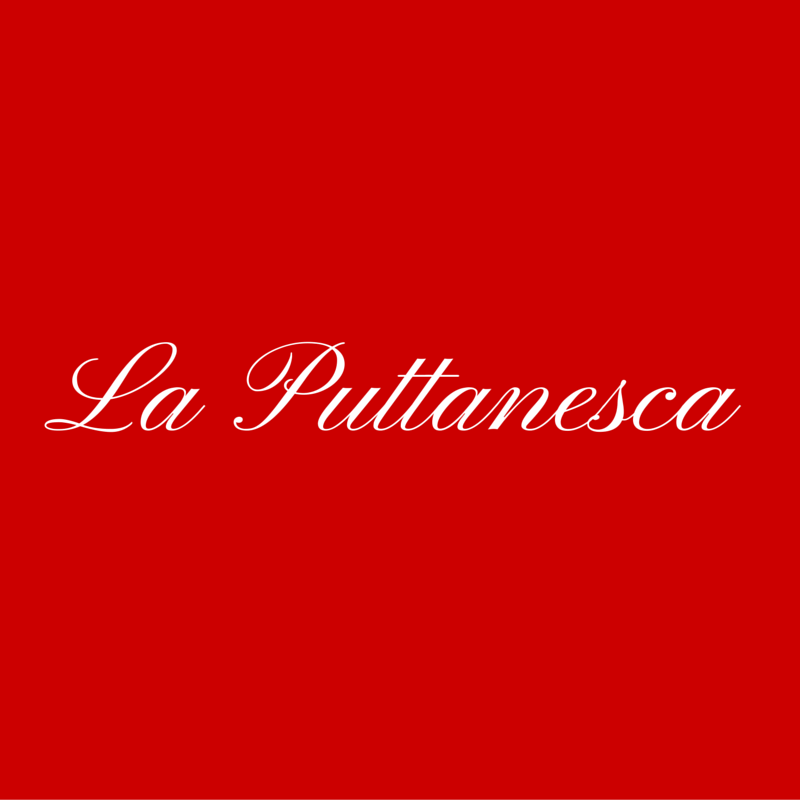 Logo LA PUTTANESCA