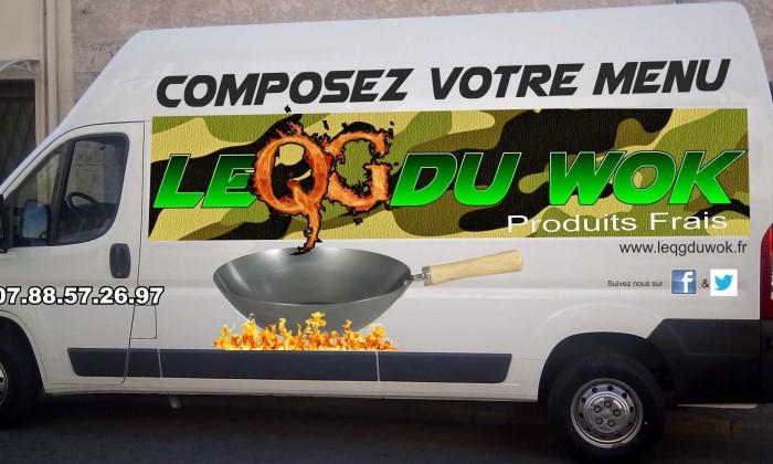 Photo Le QG du wok