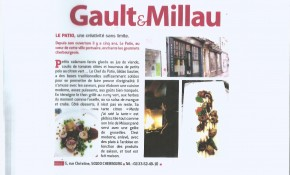 Photo of GAULT et MILLAU 2019