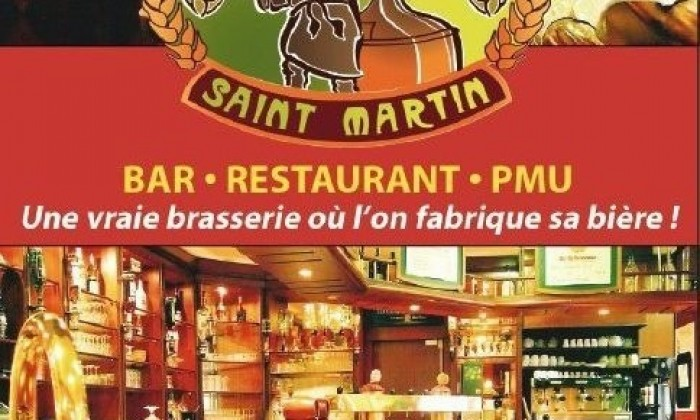 Photo Restaurant Taverne Saint-Martin