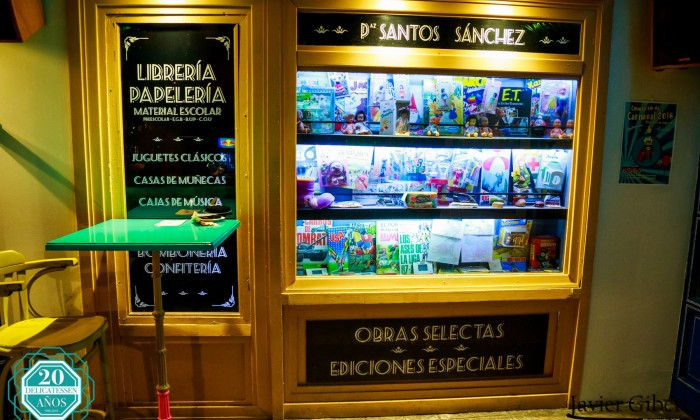 Photo Delicatessen Café Teatro - Restaurante