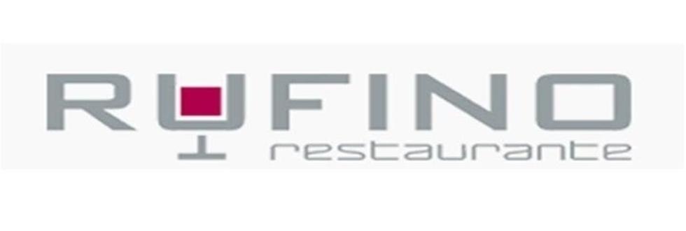 Logo restaurante rufino