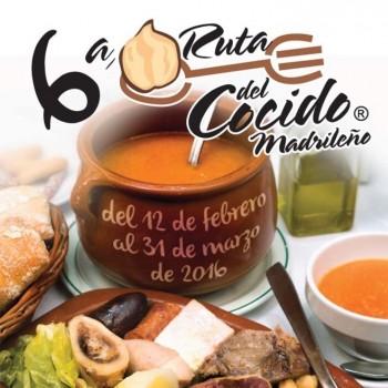 La 6ª Ruta del Cocido Madrileño se inaugurará en el restaurante Viva Madrid