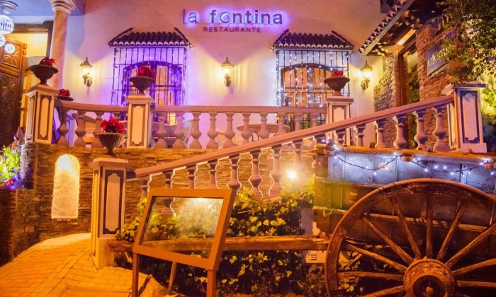 Photo LA FONTINA