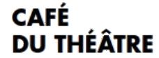Logo Café du Théâtre