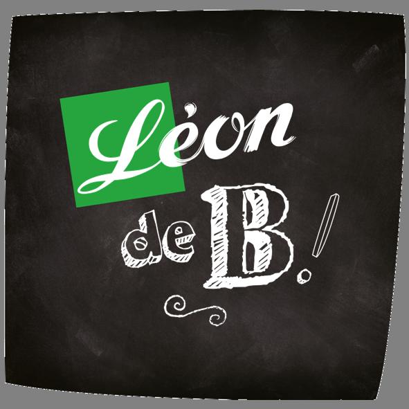 Logo Léon de B - Lyon Mercière