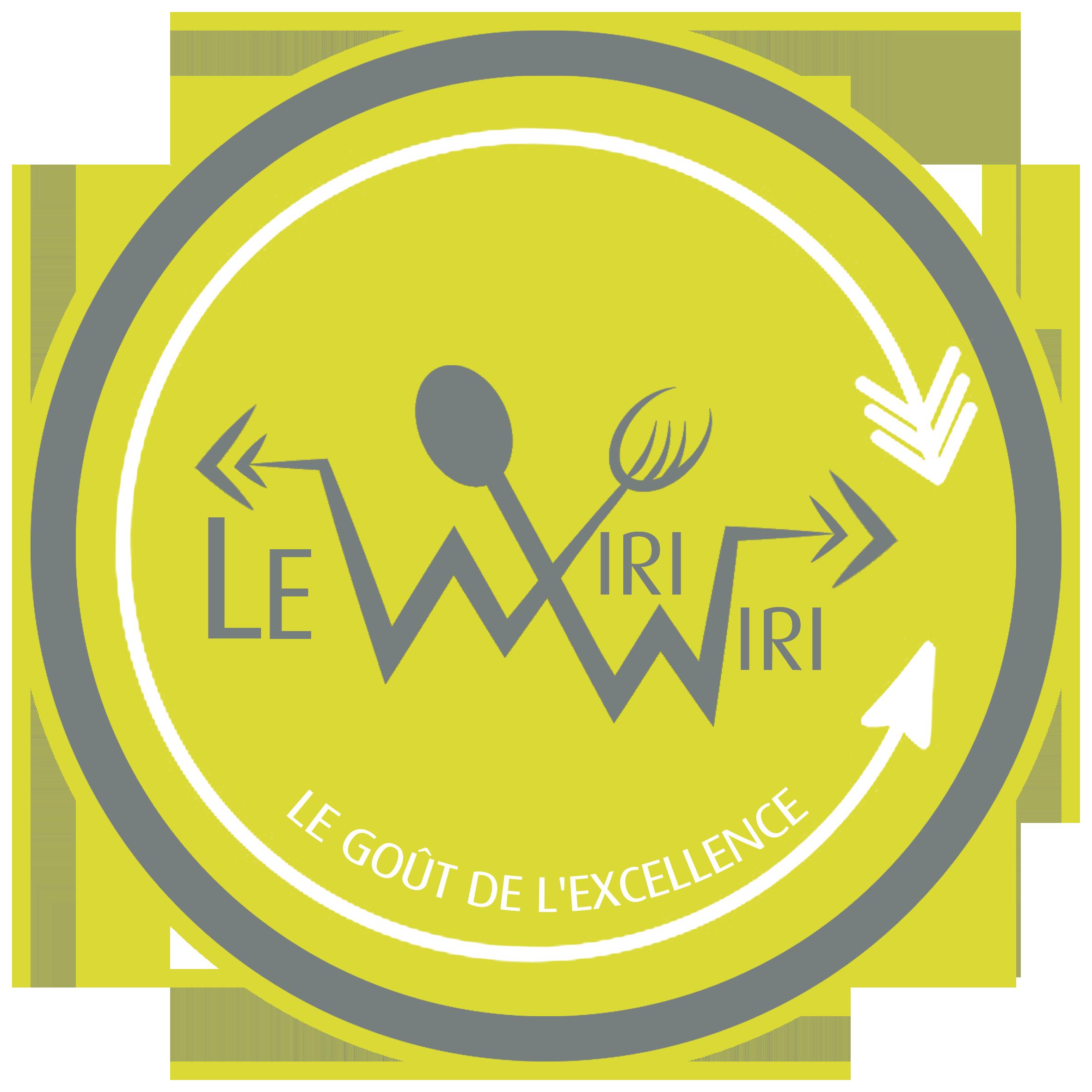 Logo Le Wiri Wiri - Spécialités Afro-sénégalaises