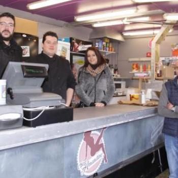 Auxi-le-Château : Chez Amandine, quatre jeunes qui ont la frite !