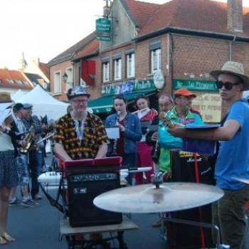 Ternois : dernières notes de la fête de la Musique à Auxi