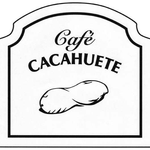 Logo Restaurant bistrot Le Cacahuete