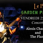Concert Alexis charrier and The Flame