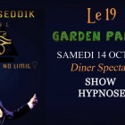 SOIREE DINER SPECTACLE DE L'HYPNOSE