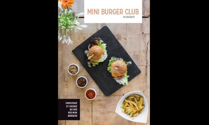 Photo Mini burger club