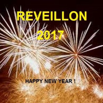 REVEILLON DU NOUVEL AN 2017