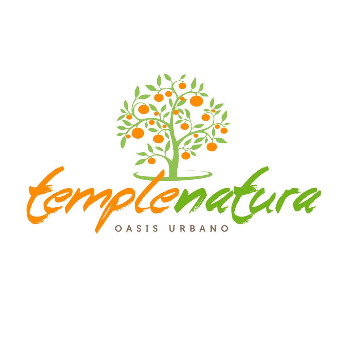 Logo Temple Natura cafe garden