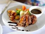 Photo L'Agneau braisé macéré aux Épices d'Ailleurs - Restaurant & Traiteur Délices AFRICA