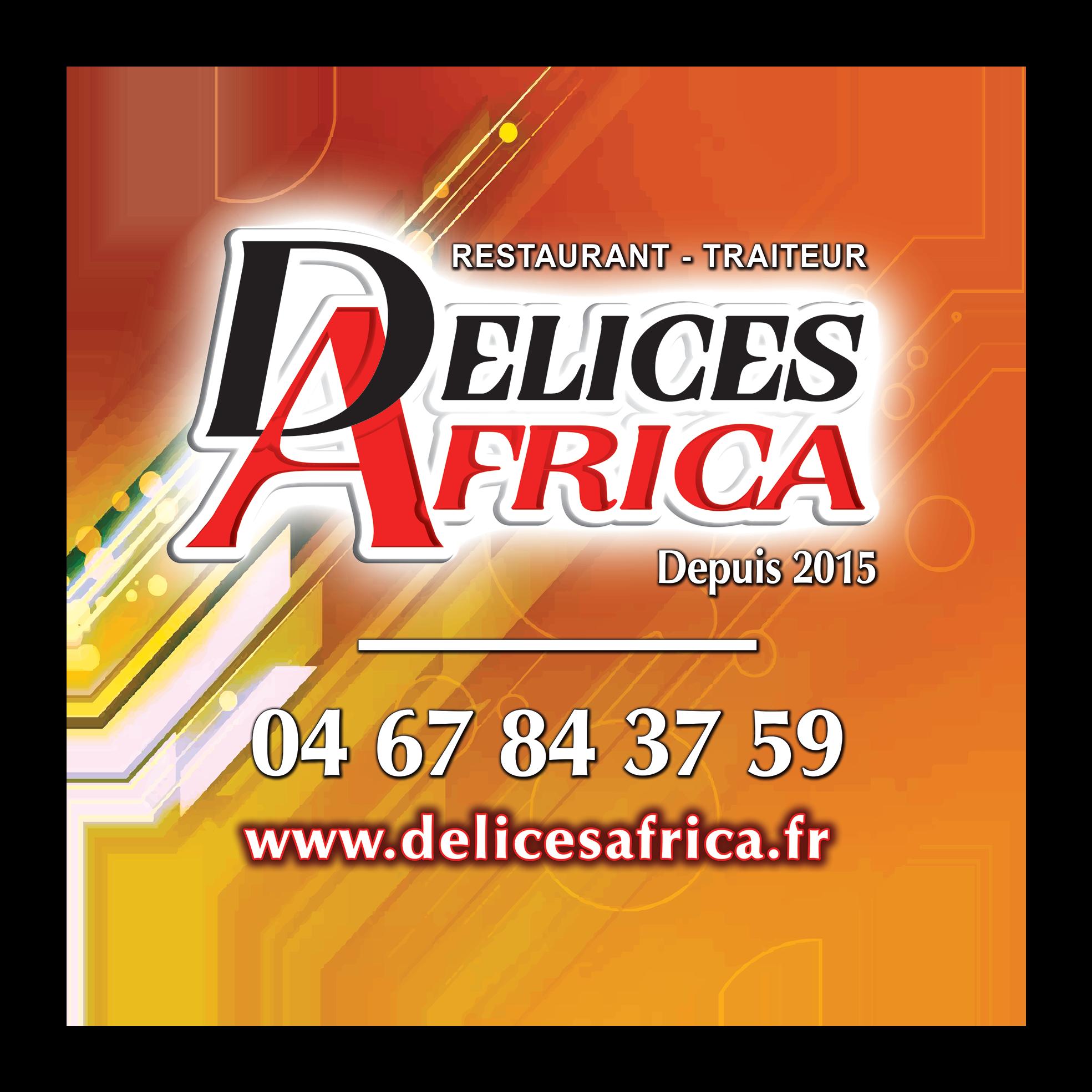 Logo Restaurant & Traiteur Délices AFRICA