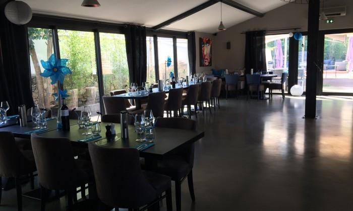 Le restaurant en fête -Baptême- Mariage - Anniversaire