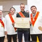 Chef Michaël BOURGES nommé Disciple d'escoffier