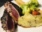 Photo Tataki de thon - Les Michels Restaurant