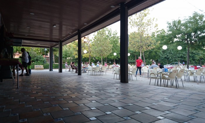 Photo RESTAURANTE Kiosko el Parke