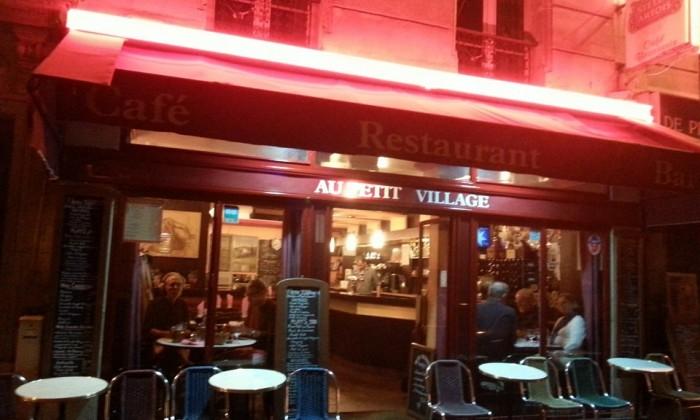 Photo Au petit village
