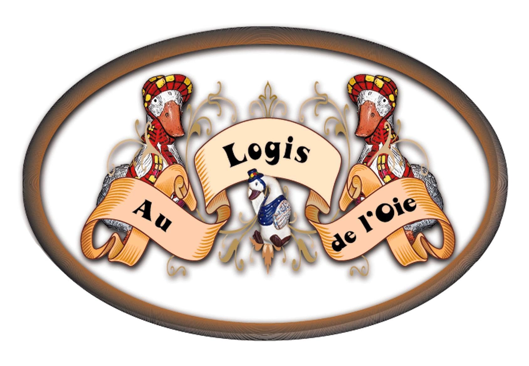 Logo Au logis de l'oie