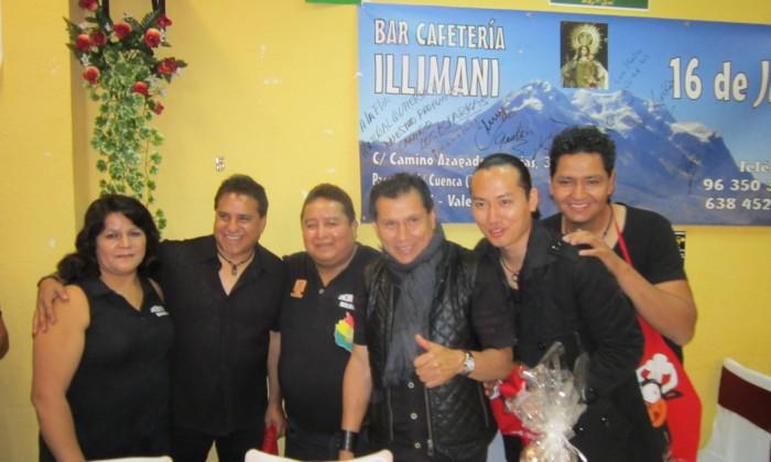 Photo ILLIMANI 16 DE JULIO