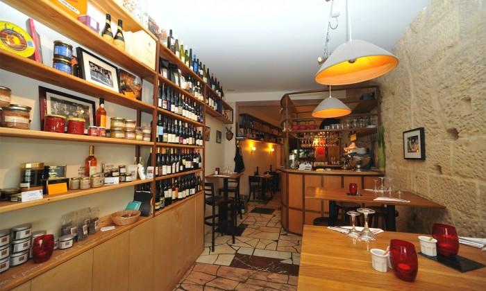 Photo le pot de vins