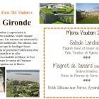«A la découverte d'une Cité Vauban» Blaye en Gironde