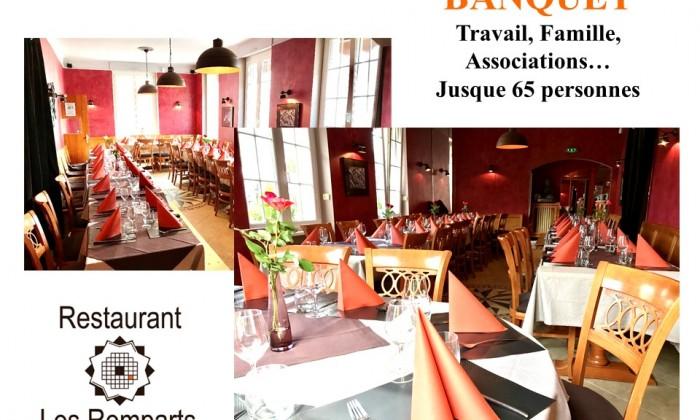 Banquet/ ACCUEIL BUS
