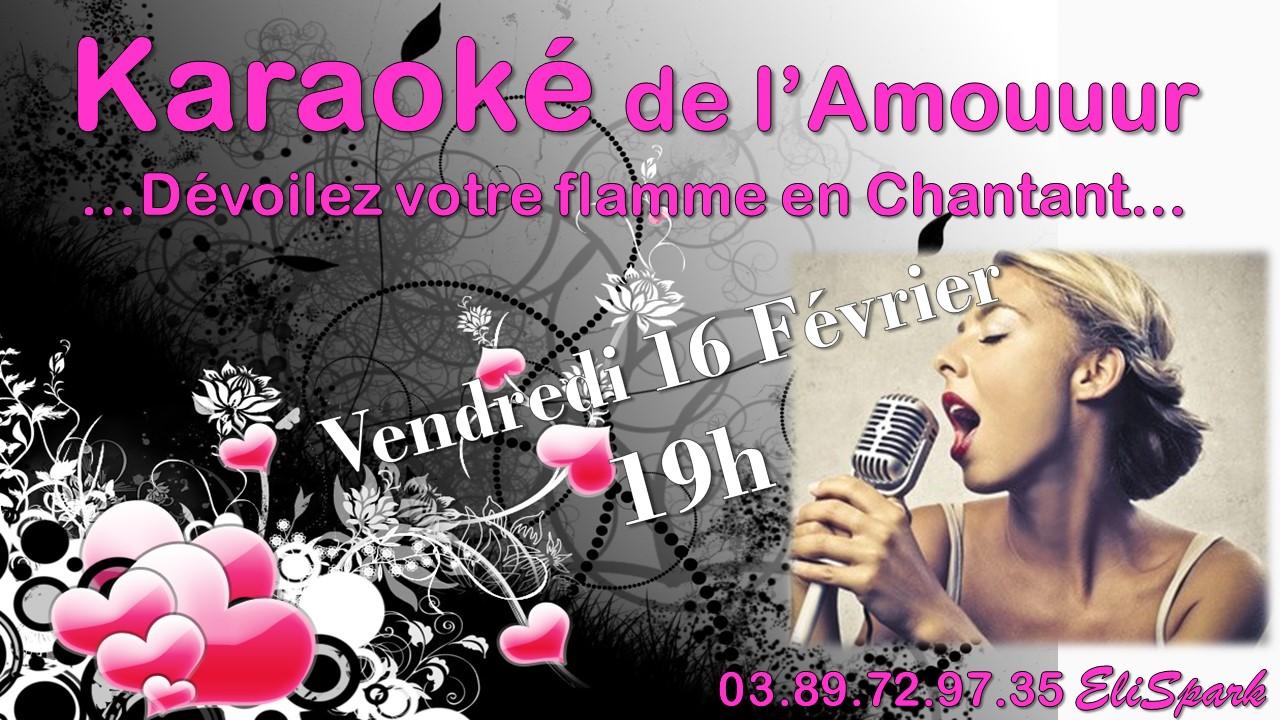 Le Karaoké de l'Amouuuuuuuuuuur