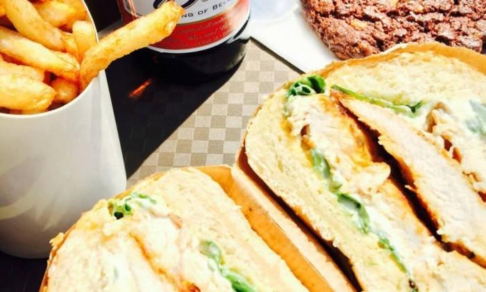 Photo Benji burger