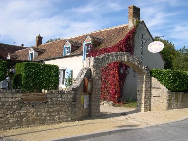 Restaurant aux Marais / Gourmet Restaurant / Plaimpied-Givaudins