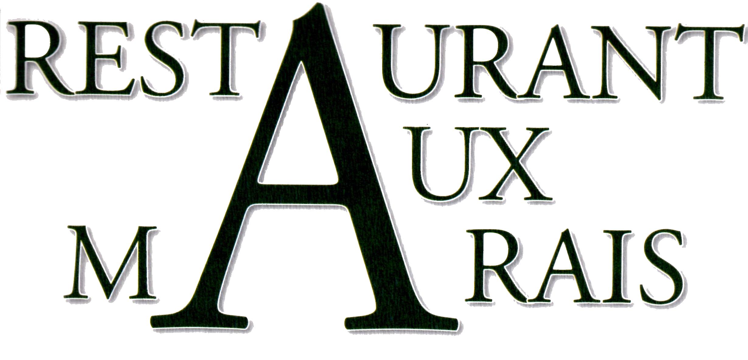 Logo Restaurant aux Marais