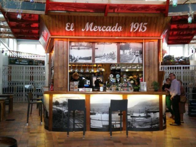 TABERNA EL MERCADO 1915
