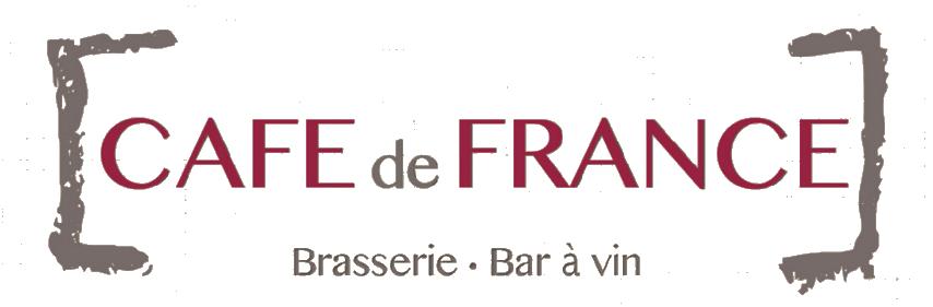 Logo Le Café de France