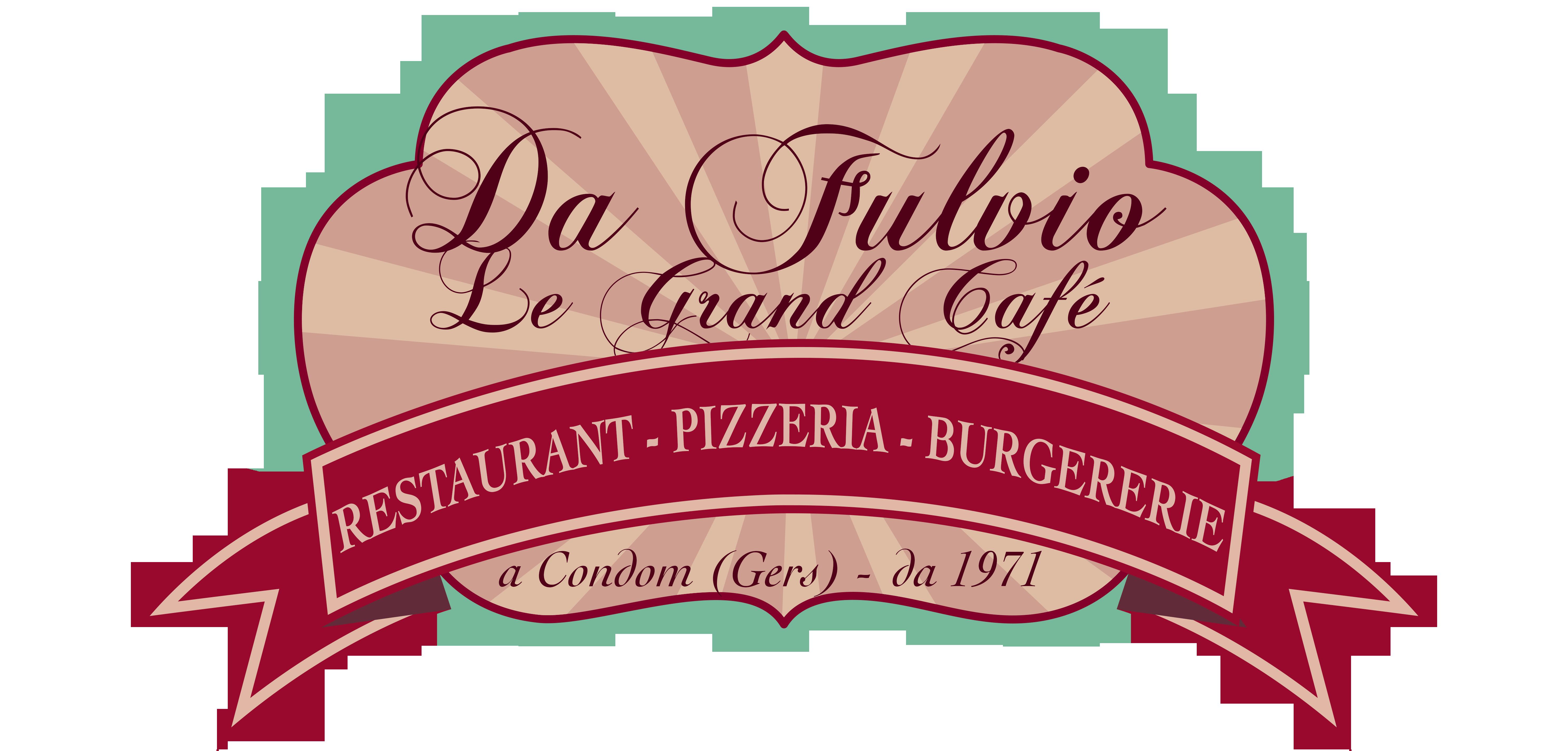 Logo Le Grand Café - Brasserie Da Fulvio
